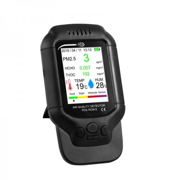 PCE-RCM 8 анализатор формальдегида и качества воздуха