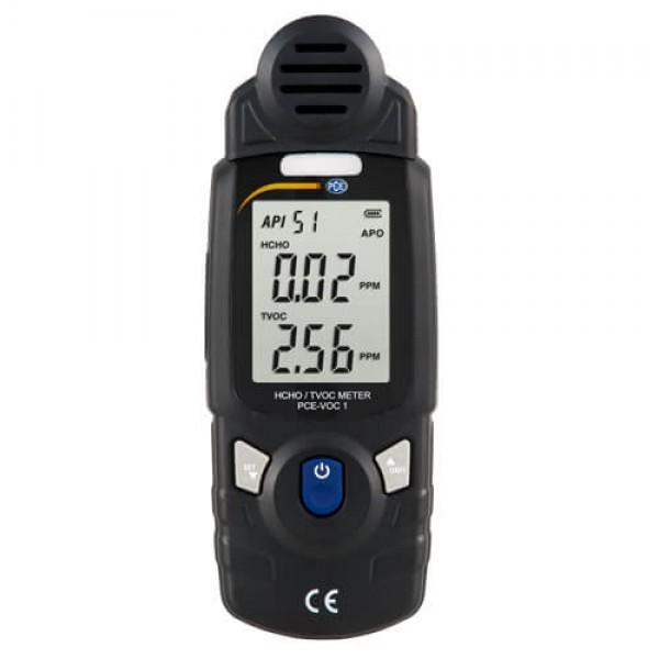 PCE-VOC 1 анализатор формальдегида и тестер качества воздуха
