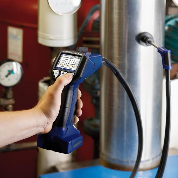Wöhler A 400 pro анализатор дымовых газов
