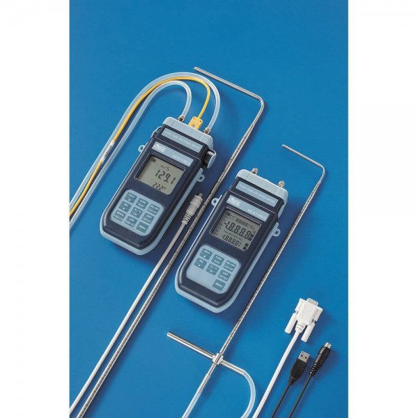 Delta OHM HD2134P.0 микроманометр-термометр (анемометр Пито)