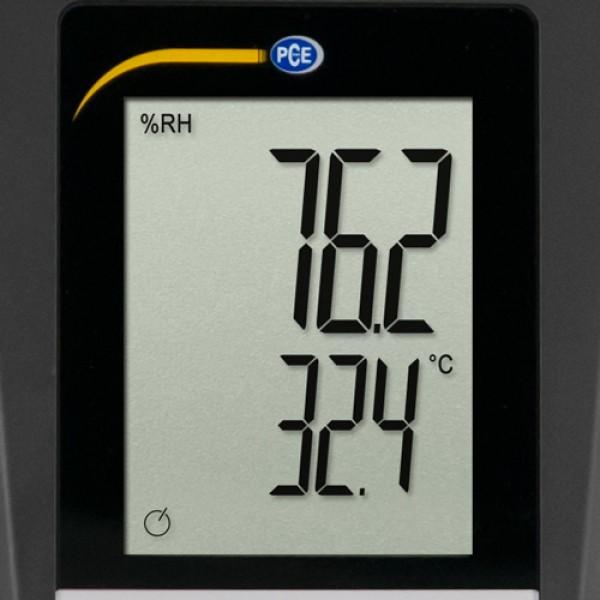 PCE-HVAC 3S профессиональный термогигрометр со спеченным фильтром