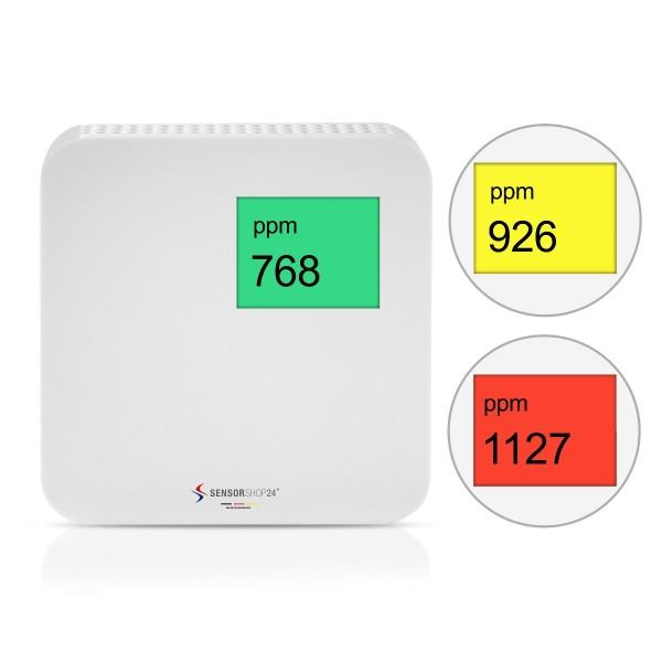 Sensorshop24® LQM-CO2 анализатор СО2