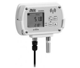Delta OHM HD35ED1N/2TCV WiFi регистратор температуры и влажности c дополнительным выносным датчиком (NTC 10KΩ)