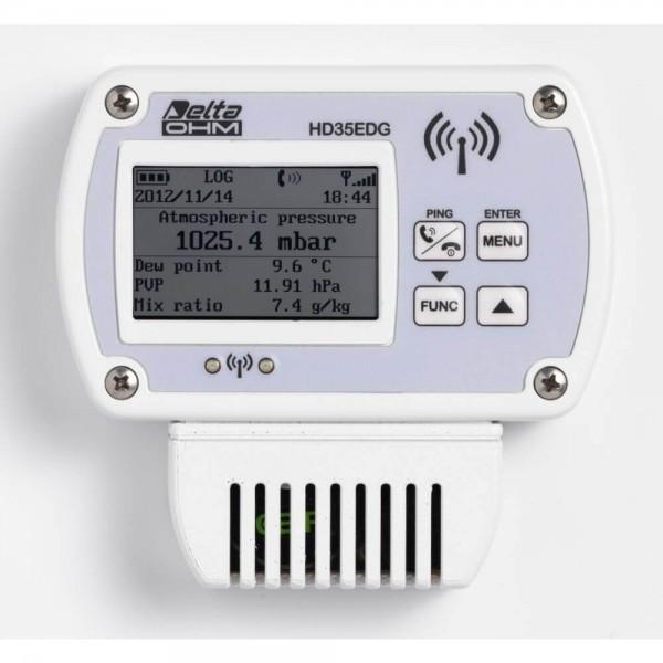 Delta OHM HD35ED14bNAB WiFi регистратор температуры, влажности, атмосферного давления, СО и СО2