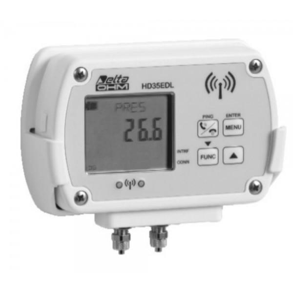 Delta OHM HD35ED4r5 WiFi регистратор дифференциального давления