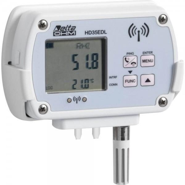 Delta OHM HD35ED1NTV WiFi регистратор температуры и влажности