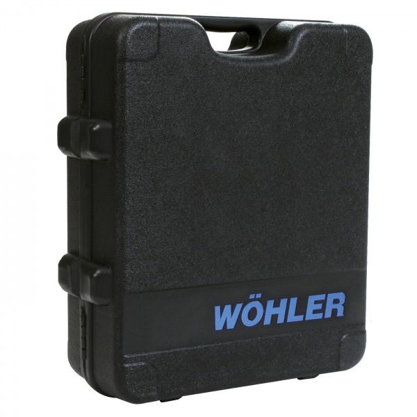 Wohler MAXI чемодан для переноски газоанализатора Wohler A 450
