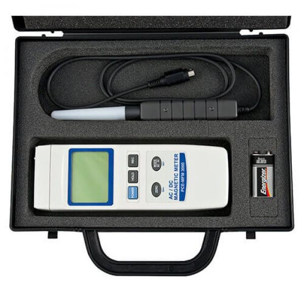 PCE-MFM 3000 магнитометр для постоянных и переменных магнитных полей