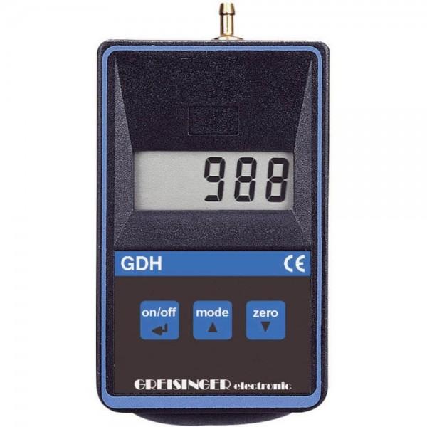 Greisinger GDH 200-14 профессиональный манометр абсолютного давления с функцией обнуления
