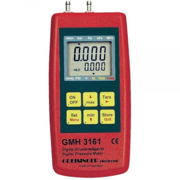 Greisinger GMH 3161-07 дифманометр высокой точности с взрывозащитой (опция) -350...+350 mbar