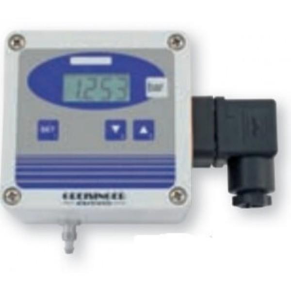 Greisinger GMUD-MP-S-MA манометр для не агрессивных газов (область давления >25 mbar)