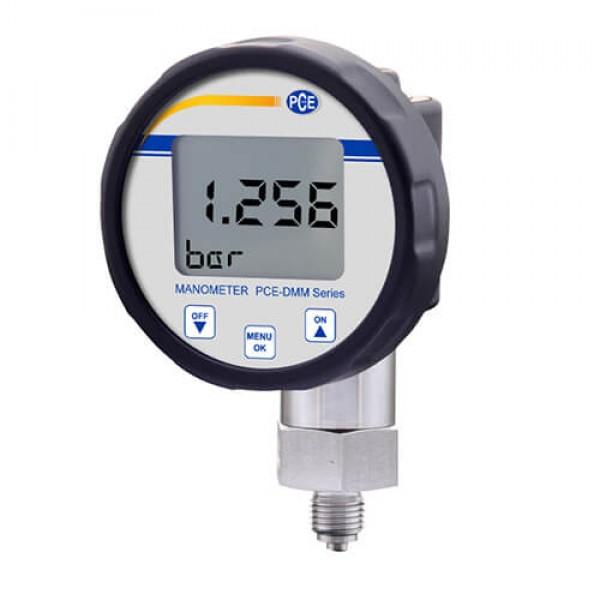 PCE-DMM20-M0E манометр относительного давления для газов, жидкостей, топлива, масел