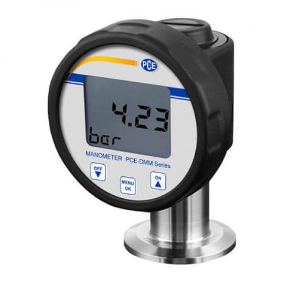 PCE-DMM21-M0Н манометр абсолютного давления для красок, лаков, жидкостей, пищевых продуктов