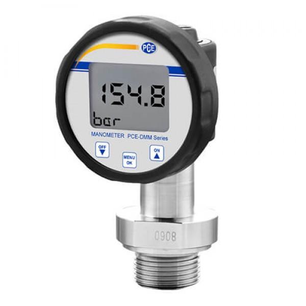 PCE-DMM51-M05 манометр относительного давления для красок, лаков, жидкостей, пищевых продуктов