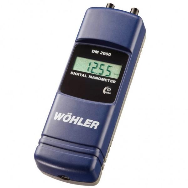 Wöhler DM 2000 дифманометр