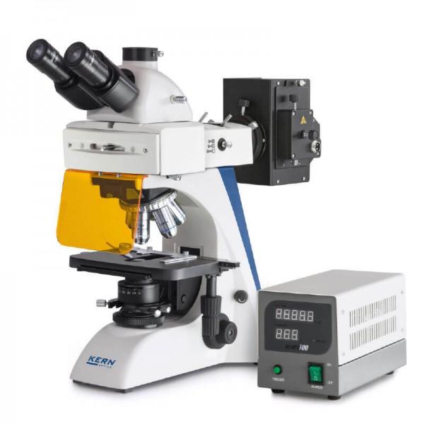 KERN OBN-147 флуоресцентный микроскоп для профессионального использования