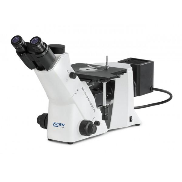 KERN OLM-171 профессиональный, инвертированный, металлографический микроскоп