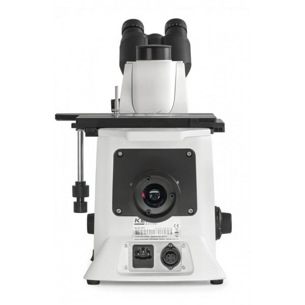 KERN OLM-1 профессиональный, инвертированный, металлографический микроскоп