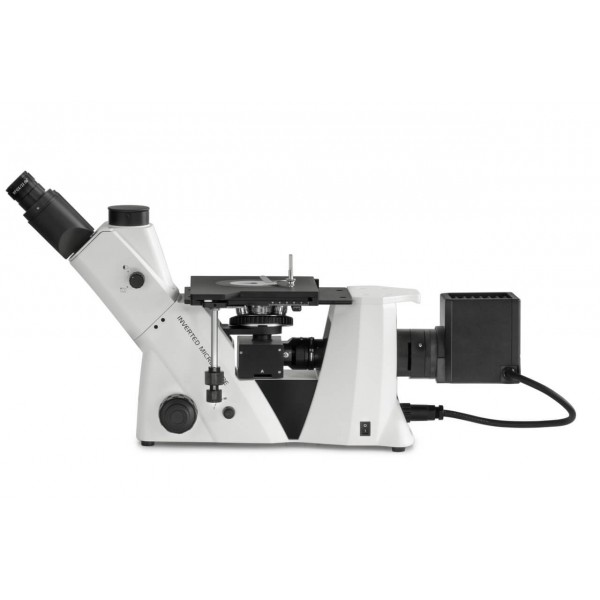 KERN OLF-1 инвертированный, металлографический микроскоп для учебных центров и цехов