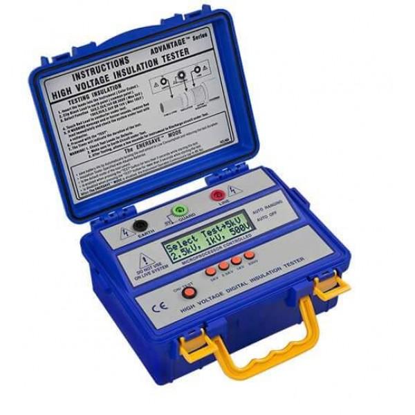 PCE-IT413 профессиональный измеритель сопротивления заземления