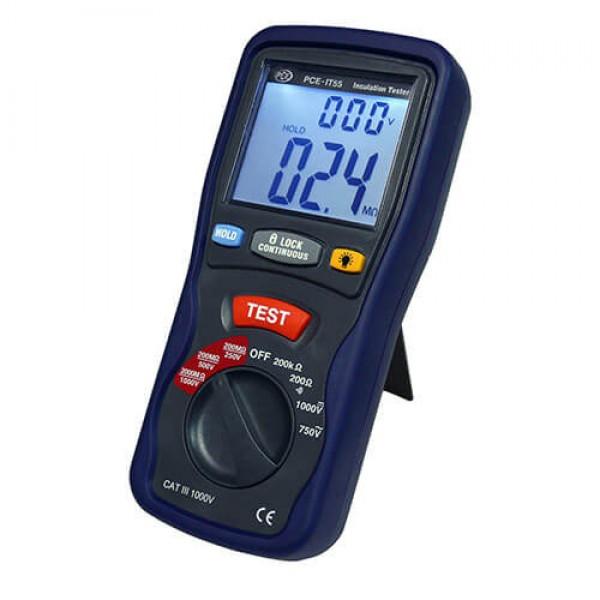 PCE-IT55 измеритель сопротивления заземления