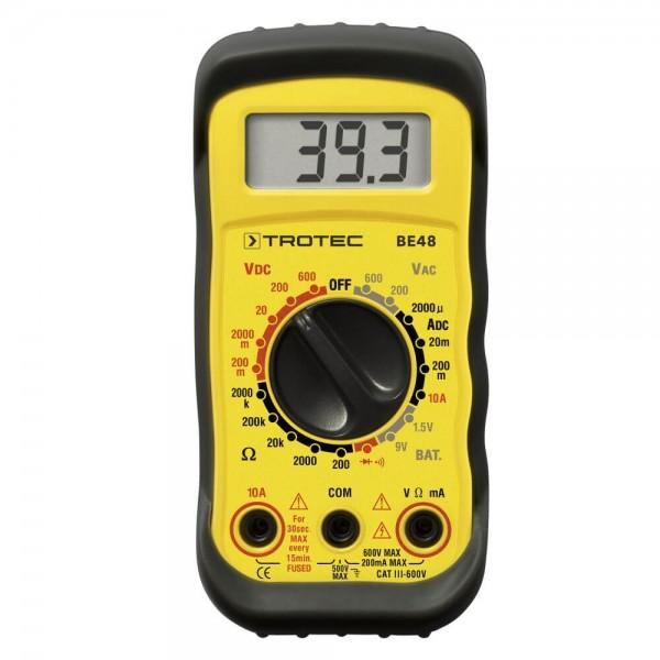 Trotec BE48 бытовой мультиметр