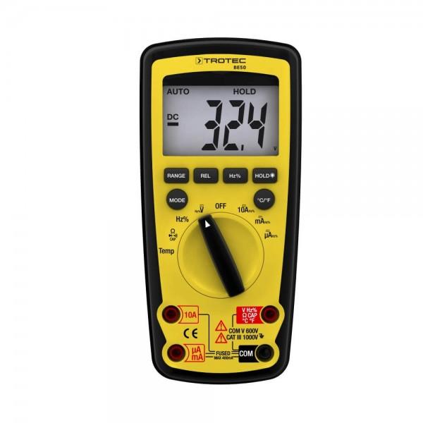 Trotec BE50 профессиональный мультиметр
