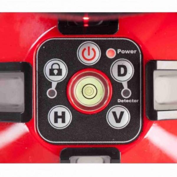 Nestle Octoliner лазерный нивелир с построением горизонтальной линии на 360°