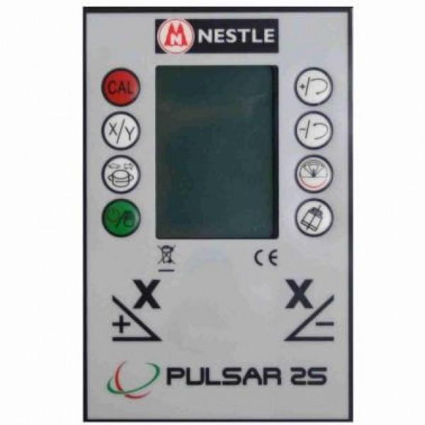 Nestle Pulsar 2S ротационный лазерный нивелир с построением красной, горизонтальной и вертикальной линии