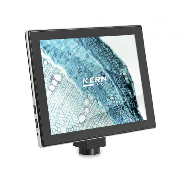 """KERN OBL-137T241 микроскоп с оптической системой на """"бесконечность"""" и освещением по Келлеру (камера USB 2.0 15 - 30 кадр/сек + WLAN + HDMI)"""