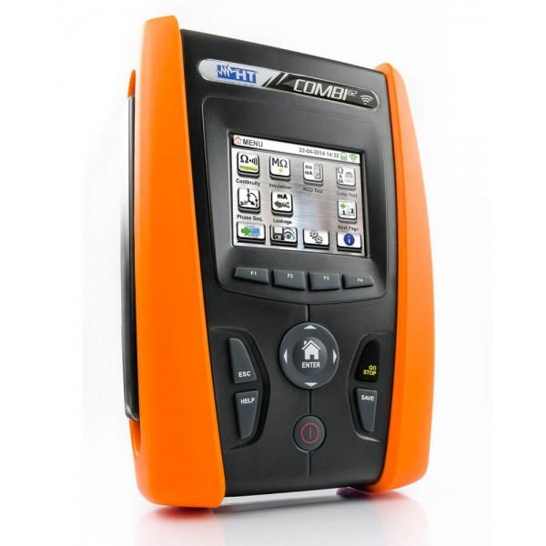 HT-COMBI G2 многофункциональный тестер оборудования с сенсорным дисплеем и WiFi