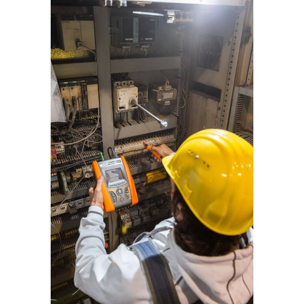HT-MACROTEST G3 расширенный многофункциональный тестер оборудования для проверки электробезопасности в частных и промышленных сетях