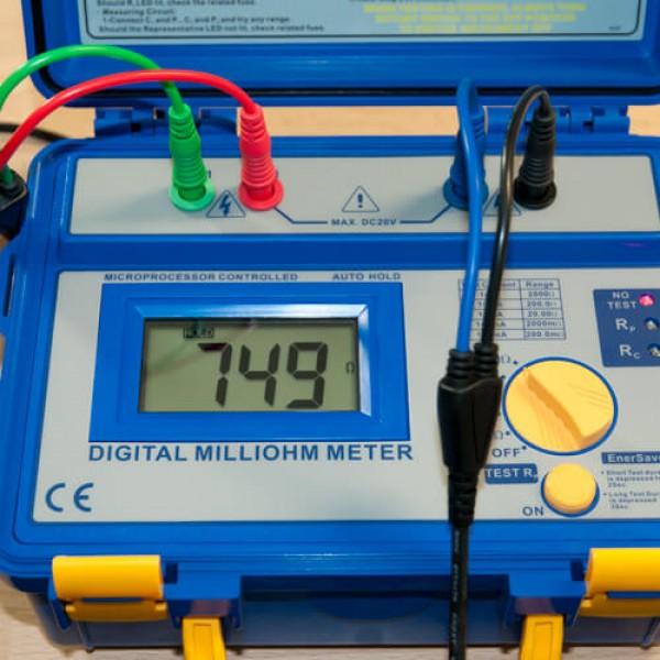 PCE-MO 2002 миллиомметр