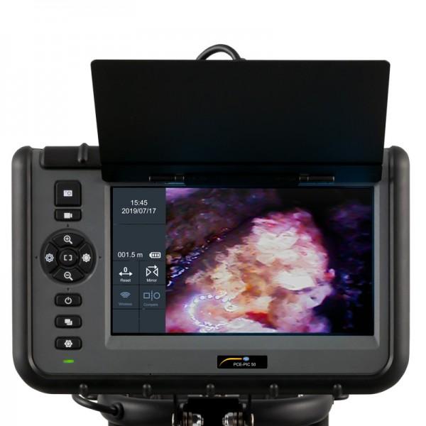 PCE-PIC 50 эндоскоп для технического обследования труб c WiFi