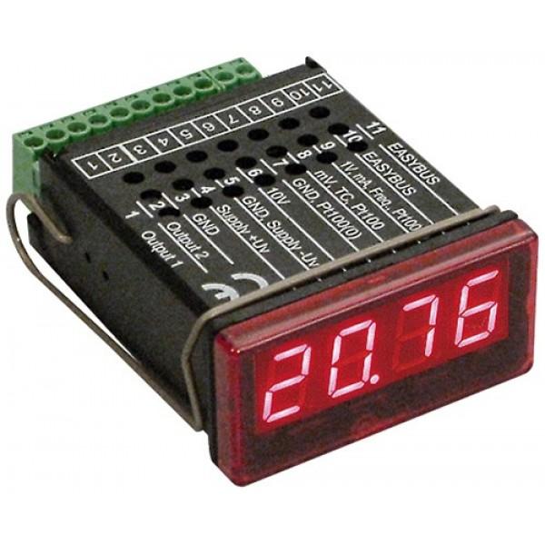 Greisinger GIA 20 EB универсальный регулятор сигналов, температуры, оборотов, частот и отсчёта