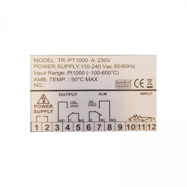 Temperature Control PT100 терморегулятор
