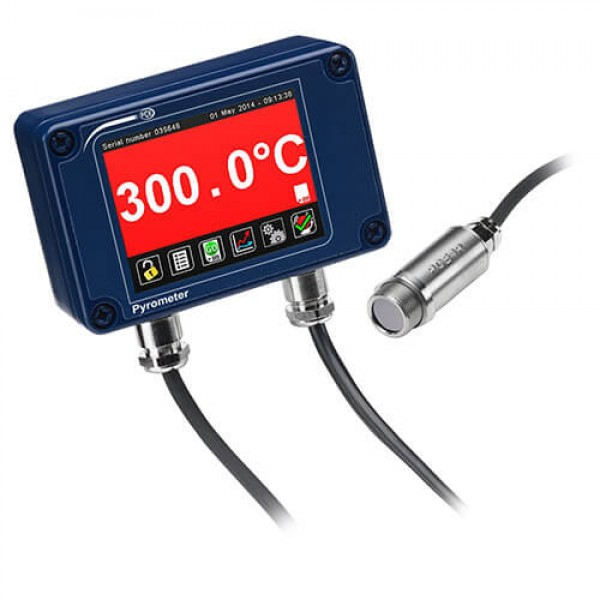 PCE-IR 55 высокотемпературный стационарный пирометр