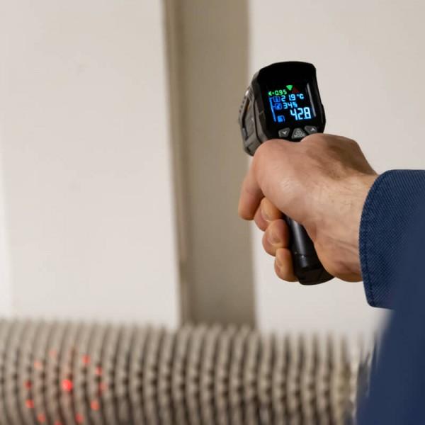 PCE-ITF 5 пирометр со встроенным термогигрометром