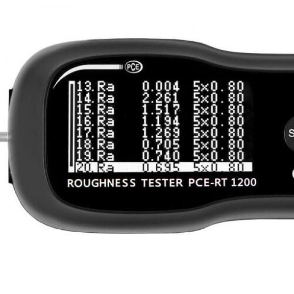 PCE-RT 2000 профессиональный измеритель шероховатости