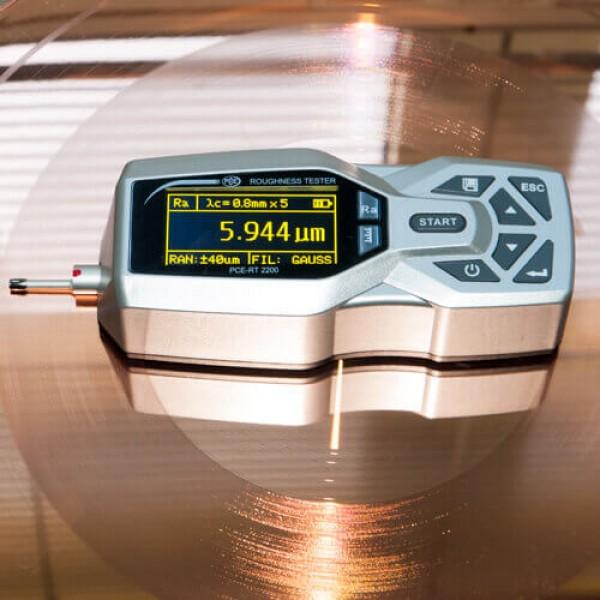 PCE-RT 2200 профессиональный профилометр