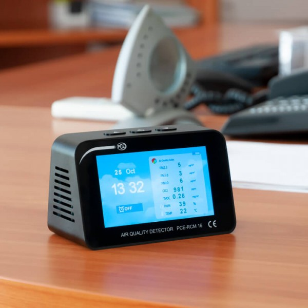 PCE-RCM 16 анализатор качества воздуха в помещениях