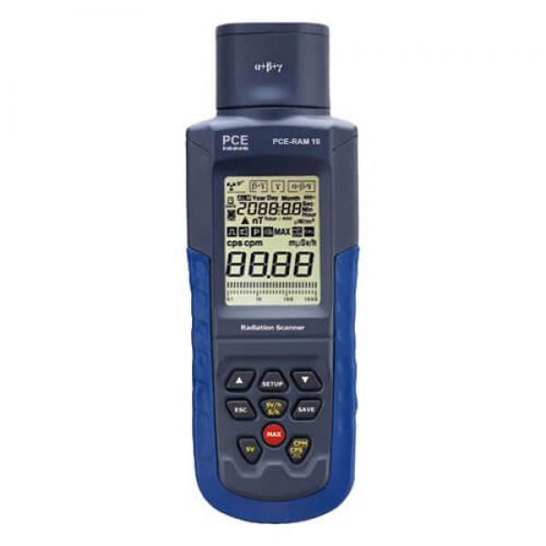 PCE-RAM 10 профессиональный счетчик Гейгера (радиометр)