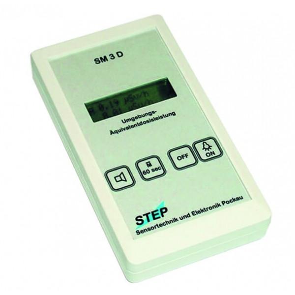 STEP SM 3 D портативный дозиметр с сертификатом о калибровке