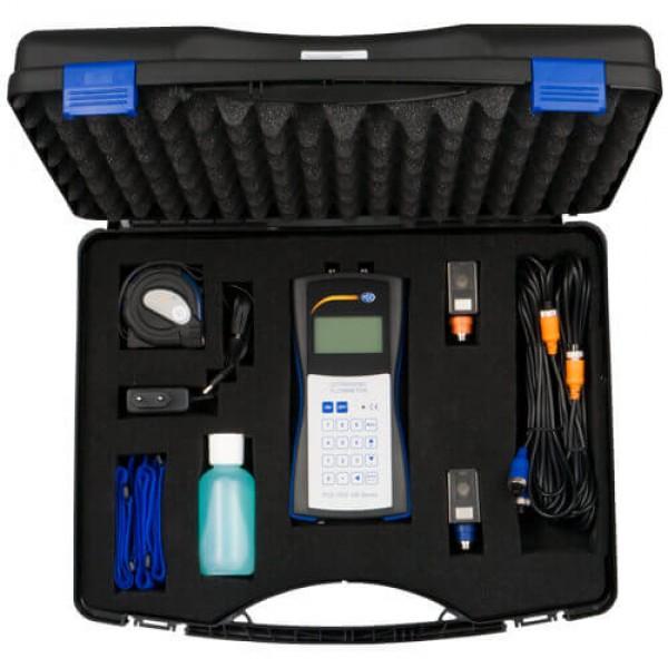 PCE-TDS 100H расходомер жидкости