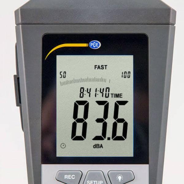 PCE-322 A шумомер с функцией регистрации