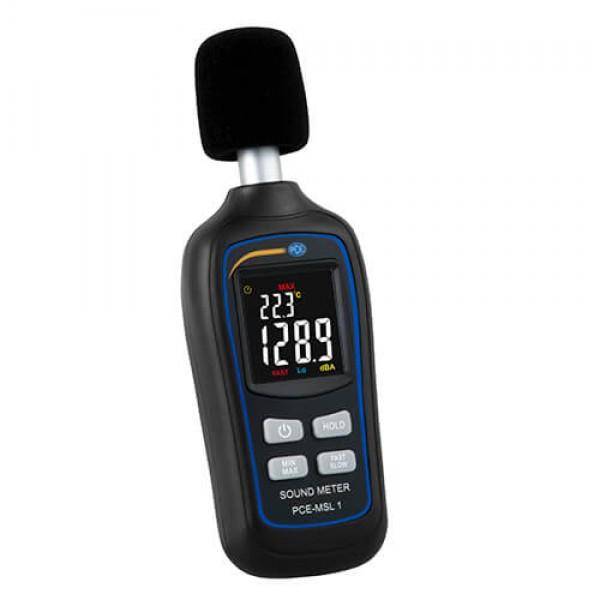 PCE-MSL 1 бытовой шумомер