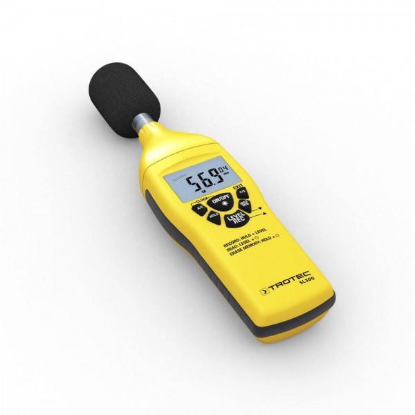 Trotec SL 300 шумомер высокочастотный