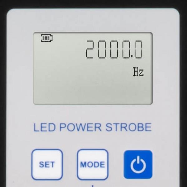 PCE-LES 300 стробоскоп с сертификатом ISO