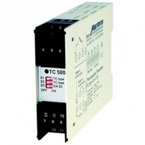 Martens TC500 преобразователь температуры для термопар