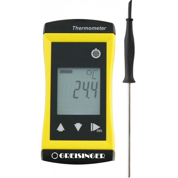 Greisinger G1710 термометр для воздуха, газов и мягких материалов
